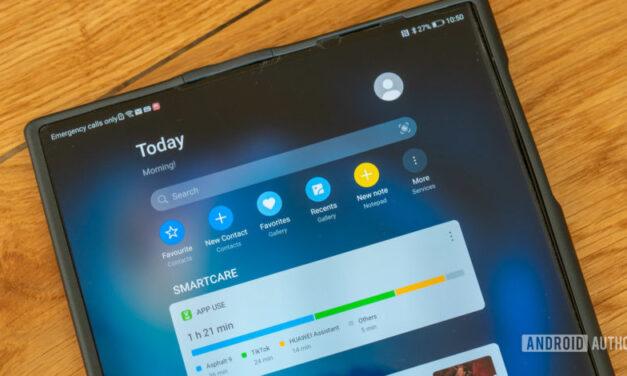 Confirmada la fecha de lanzamiento y el diseño de plegado hacia adentro del Huawei Mate X2