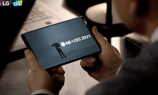 LG le dice al proveedor de pantallas de BOE que detenga el proyecto de teléfono enrollable