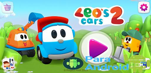 Leo the Truck 2: Jigsaw Puzzles & Cars for Kids