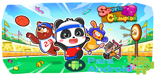 Little Panda's Sports Champion – Apps on Google Play