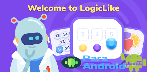 Logic Like: Brain Training Game. Puzzles & Riddles