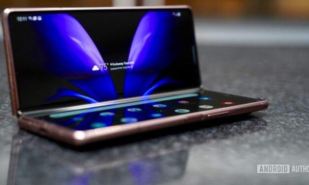 Samsung fabrica pantallas plegables para Google, Oppo, Xiaomi