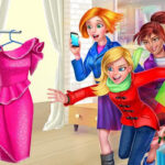 Shopping Mania – Black Friday Fashion Mall Game