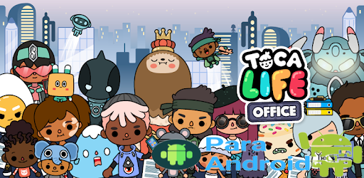 Toca Life: Office – Apps on Google Play