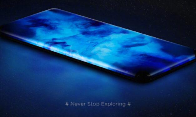 Xiaomi anuncia un teléfono conceptual sin puerto con pantalla cuádruple curva