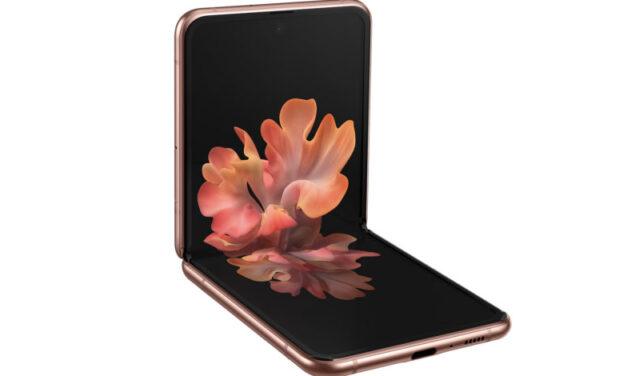 Samsung rebaja el precio del Galaxy Z Flip 5G en $ 250