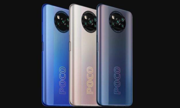 Poco X3 Pro se lanza en India con Snapdragon 860 SoC, pantalla de 120Hz