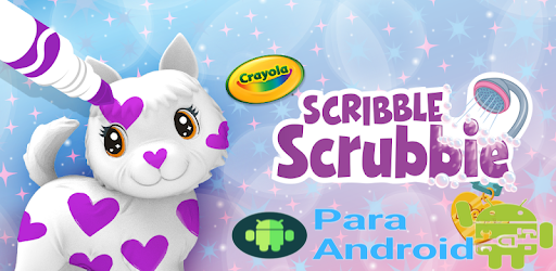 Crayola Scribble Scrubbie Pets – Apps on Google Play