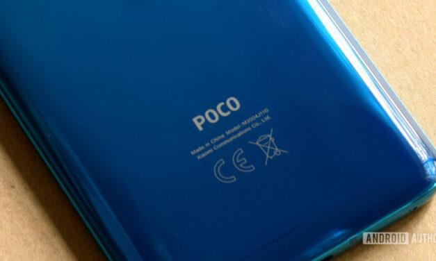 Poco India revela la fecha del evento: se acerca Poco X3 Pro