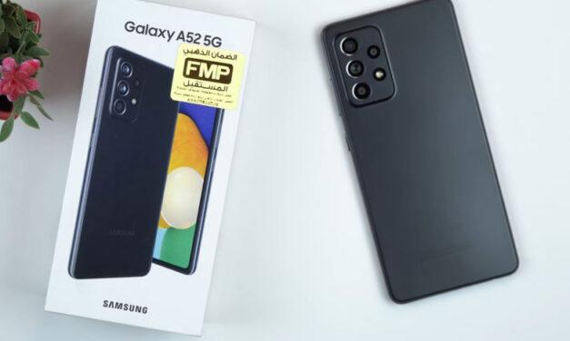 Unboxing del primer Samsung Galaxy A52 revela todos los secretos