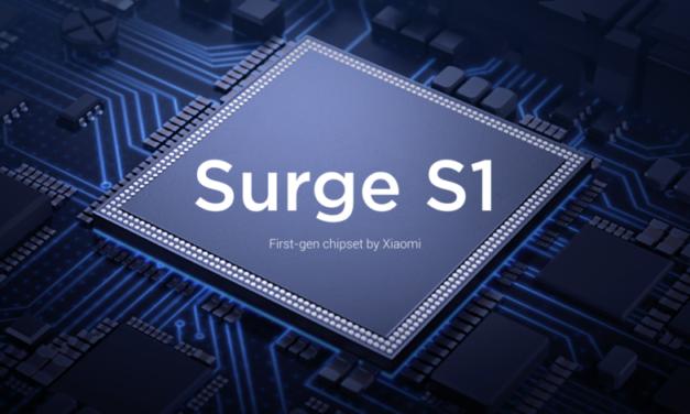 Xiaomi insinúa un nuevo chip Surge personalizado por primera vez en años