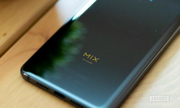 La innovadora línea Mi Mix de Xiaomi regresa la próxima semana