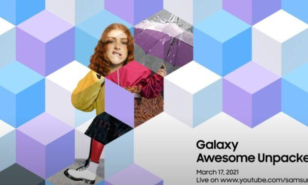 """El próximo evento de Samsung Unpacked será """"Awesome"""";  puede mostrar nuevos teléfonos Galaxy A"""
