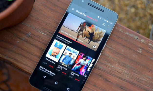 Google pone la clave en Play Movies & TV para algunas plataformas clave