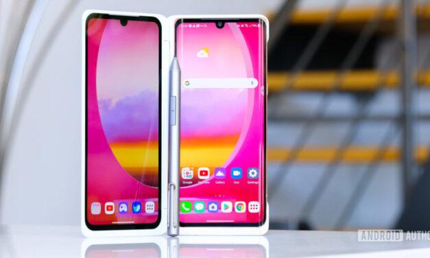 LG confirma lista de teléfonos que recibirán Android 12, Android 13