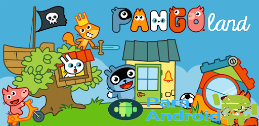 Pango Land – Role-playing dollhouse for kids 3+