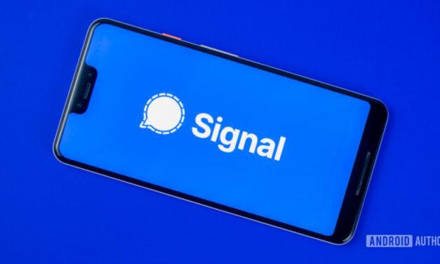 El número de teléfono filtrado revela que incluso Mark Zuckerberg está en Signal