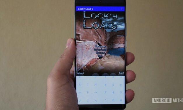 Ahora puedes jugar juegos de N-Gage en tu teléfono con este emulador
