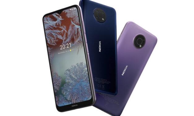 La renovada línea telefónica de Nokia se centra en la simplicidad y la longevidad