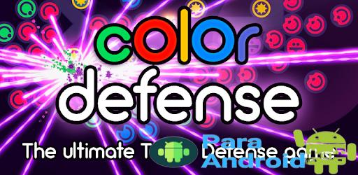 Color Defense – Ultimate TD Tower Base Defence