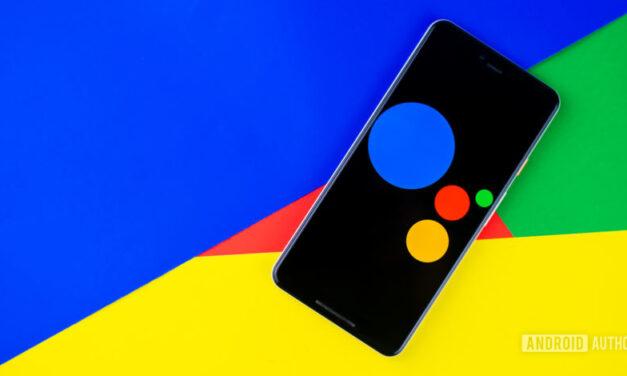 Android 12 puede admitir el tema Asistente de Google