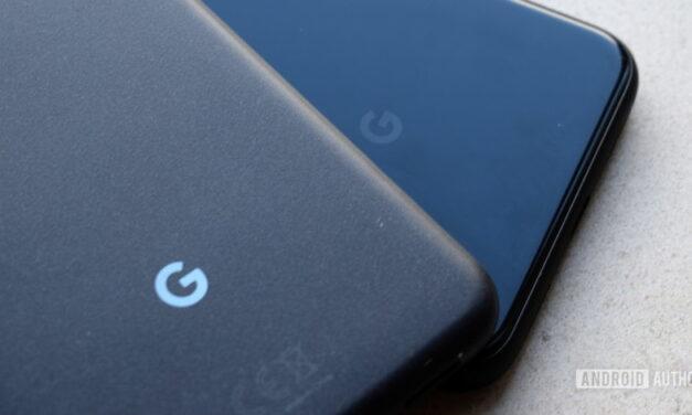 La patente de Google imagina un teléfono Pixel con cámara para selfies debajo de la pantalla