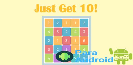 Just Get Ten – Get 10 Number Puzzle Offline Games