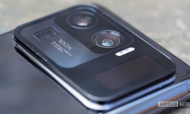 Xiaomi presenta una patente para un teléfono inteligente modular con compartimentos de cámara intercambiables