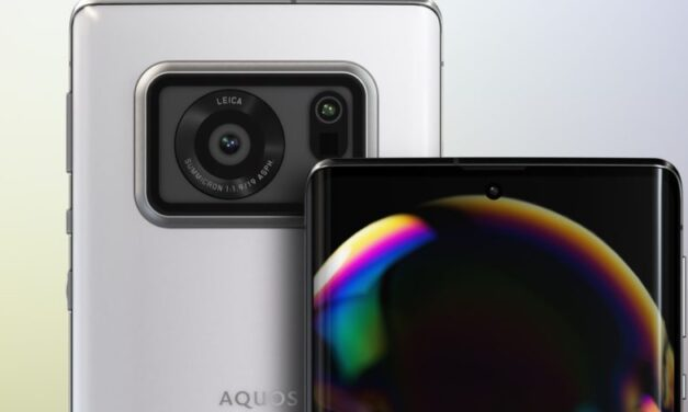 Sharp Aquos R6 se lanza con sensor de cámara de 1 pulgada y pantalla IGZO de 240Hz