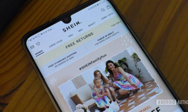 Shein engaña a Amazon como la aplicación de compras más grande de EE. UU.