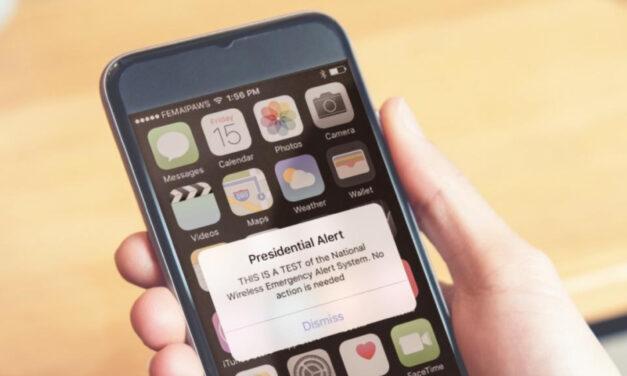Alertas telefónicas nacionales locas para ver cambios pronto