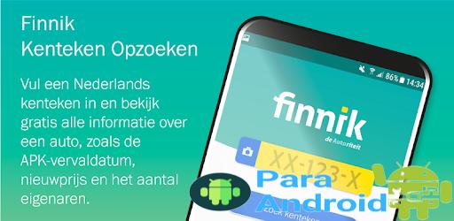 Finnik Kenteken Opzoeken – Apps on Google Play
