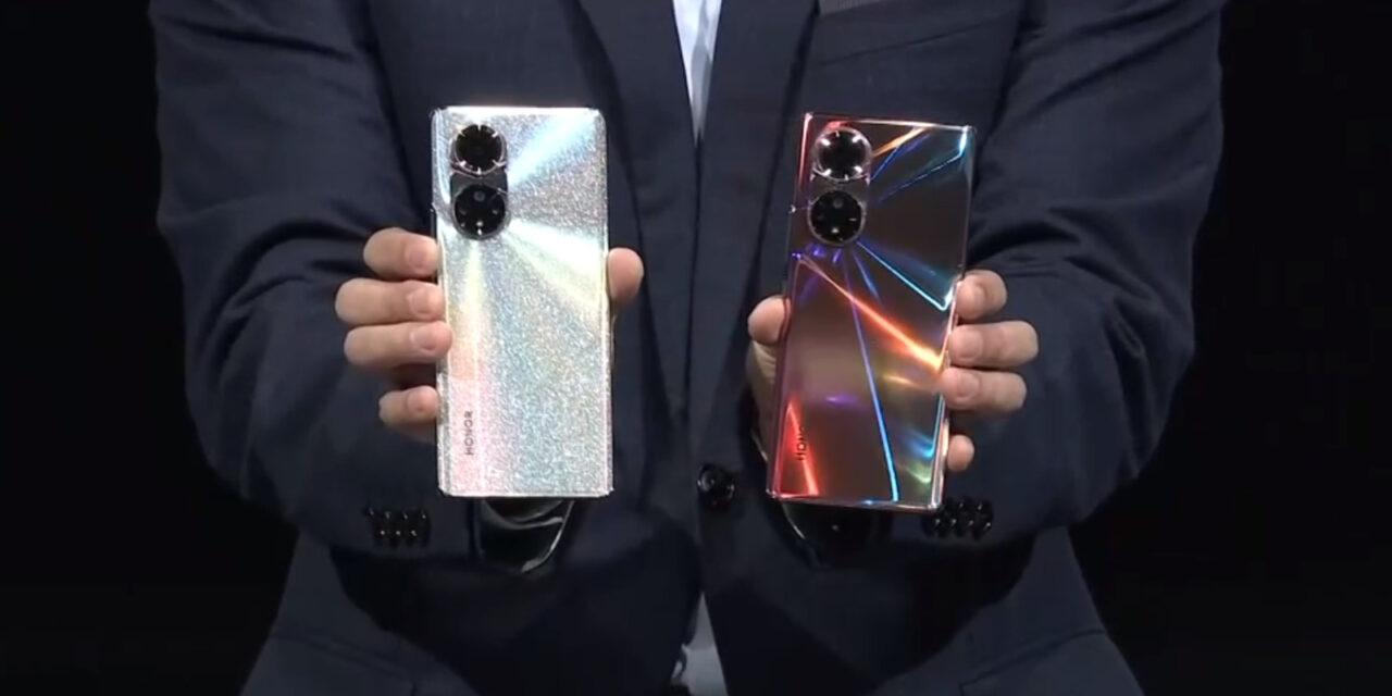 Los primeros teléfonos reales posteriores a Huawei