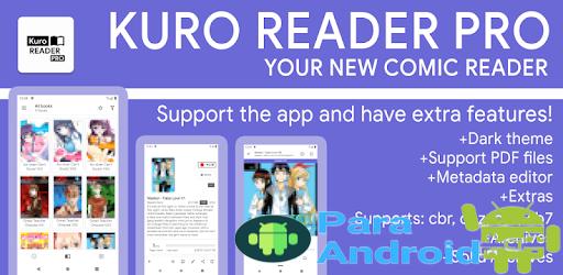 Kuro Reader Pro/Donate (cbz, cbr, cbt, cb7 reader)