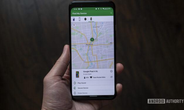 """Los teléfonos Android podrían tener su propia red """"Find My"""" como los iPhones"""