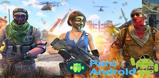 Cover Free Fire Strike Battle net Encounter Ops