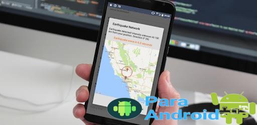 🚨 Earthquake Network Pro – Realtime alerts