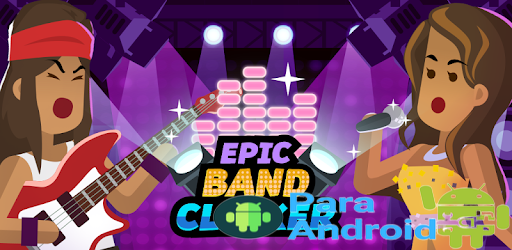 Epic Band Clicker – Rock Star Music Game