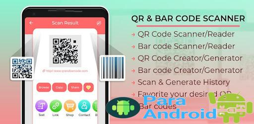 QR Code Scanner: Barcode Scanner, QR Code Reader