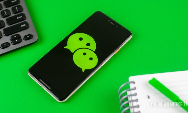 WeChat deja temporalmente de aceptar nuevos usuarios en China