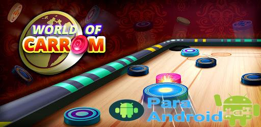 World Of Carrom : 3D Board Game