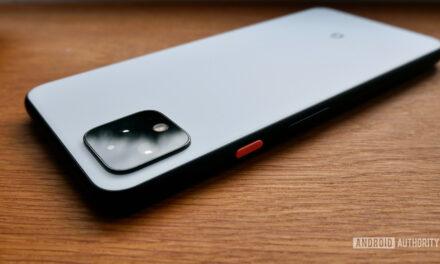 Google Pixel 4 XL obtiene una garantía extendida de un año por problemas de batería