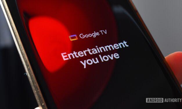 Google TV ahora admite más servicios de transmisión y canales de TV en vivo