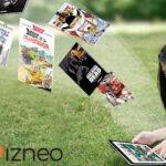 izneo – Read Comics, Manga, Webtoon