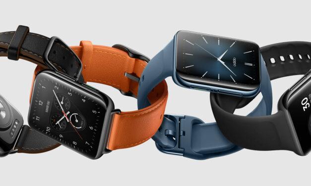 El clon de Apple Watch de segunda generación de Oppo ofrece 16 días de duración de la batería