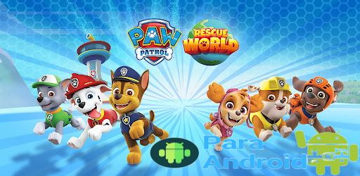 PAW Patrol Rescue World – Apps on Google Play