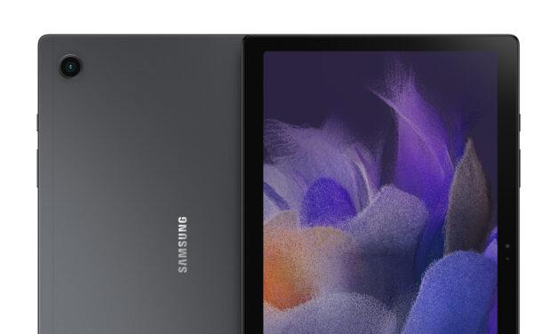 Se informa que las especificaciones de Samsung Galaxy Tab A8 se filtraron para la próxima tableta económica