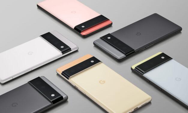 El precio de Google Pixel 6 se filtra, y no está nada mal