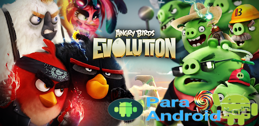 Angry Birds Evolution 2021 – Apps on Google Play