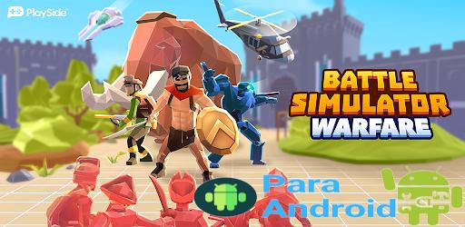 Battle Simulator: Warfare – Apps on Google Play